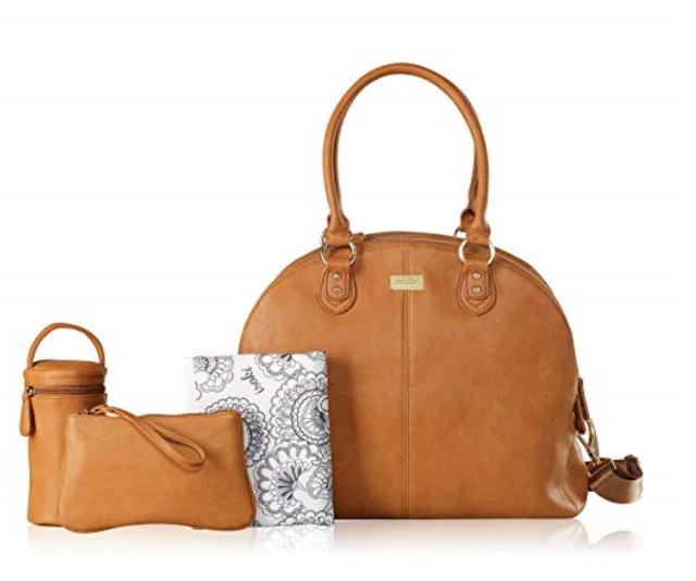Isoki Madame Polly Avalon Tan Bag