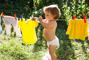 Remove stains and keep your kids' clothes looking like new