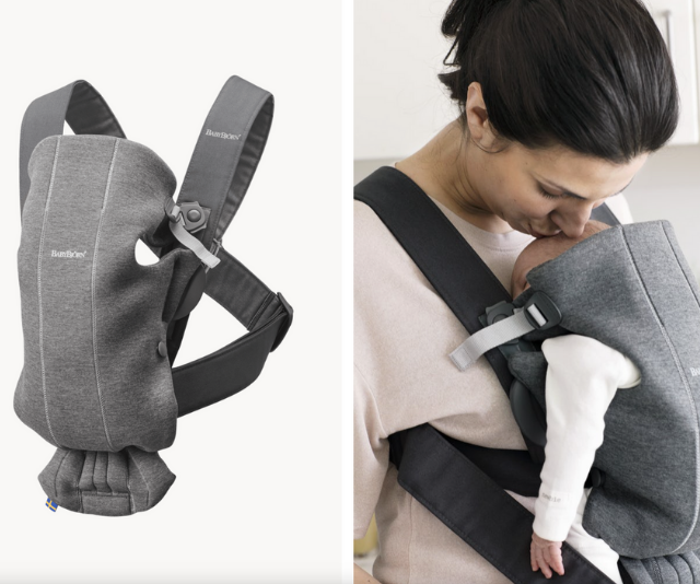 Baby Björn Baby Carrier Mini
