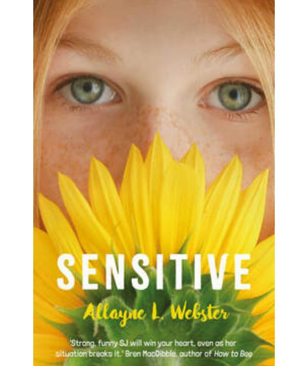 Sensitive By Allayne L. Webster