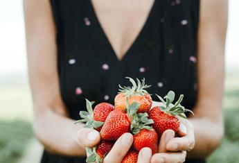 8 Weeks Pregnant: Your baby is the size of a strawberry
