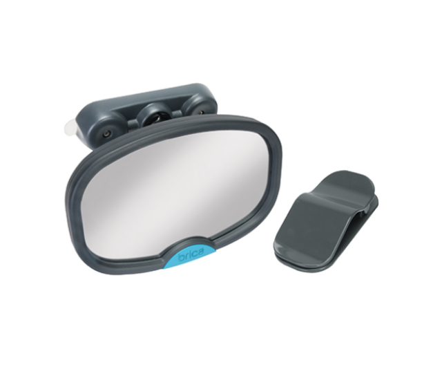 Brica Stay in Place Mirror