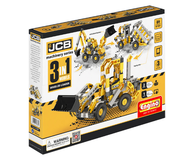 Engino JCB Machinery Series