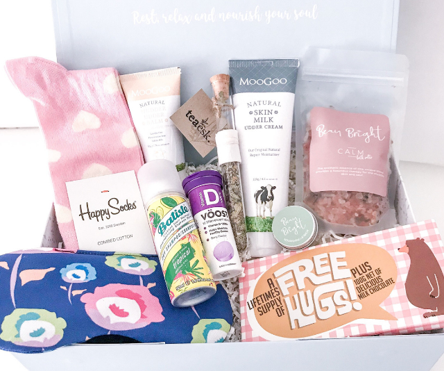 5 Of The Best Modern Hamper Gifts To Spoil New Mums Bounty Parents