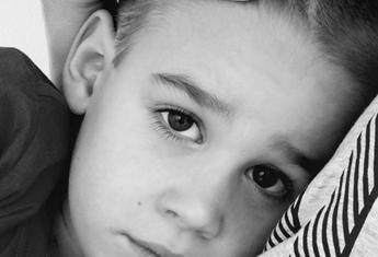 My four-year-old son ran away from his cancer treatment … twice