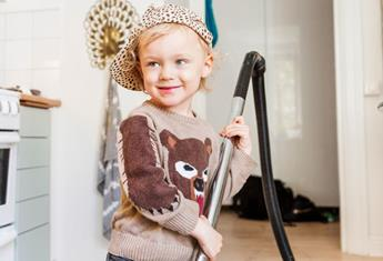 What are the best age appropriate chores for children?