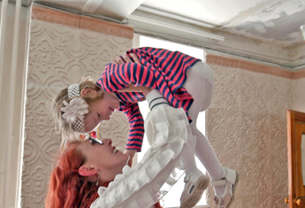 Ukraine is the new 'go-to' destination for couples desperate to be parents