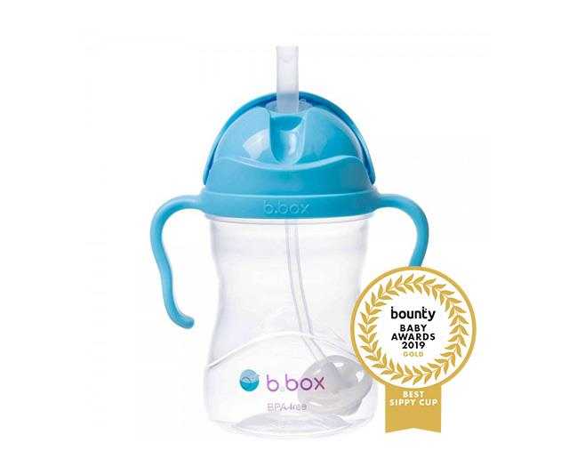 b.box Sippy Cup with Weighted Straw