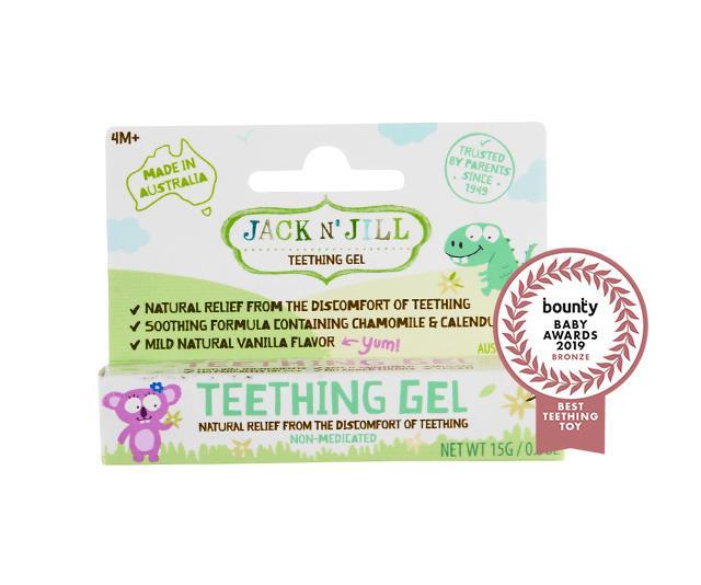 Jack and Jill Teething Gel