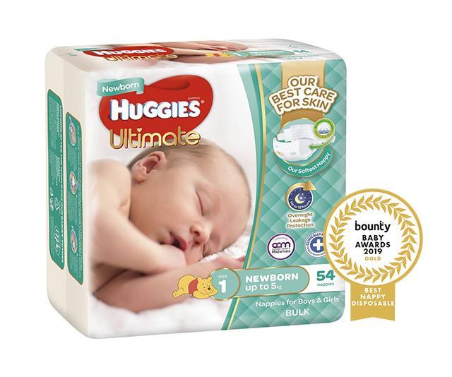 Huggies Ultimate® Nappies