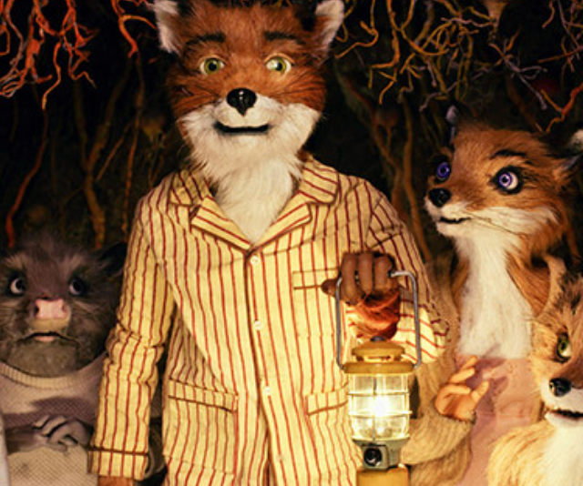 Fantastic Mr Fox - 2009