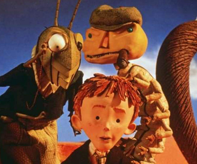 James and the Giant Peach - 1996