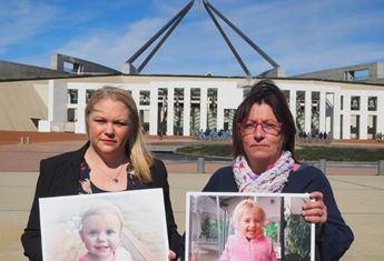 Button battery tragedy: Grieving parents demand Canberra act on unsafe products