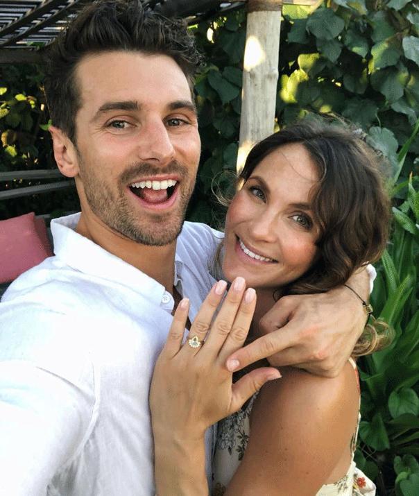 Matty J, Laura Byrne, engaged