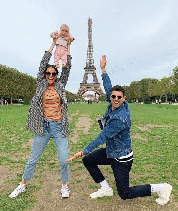 Matty J, Laura Byrne, Paris