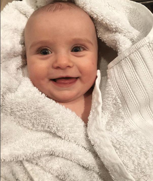 Marlie Mae six months