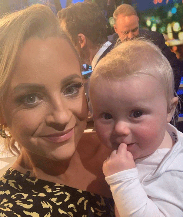 Carrie Bickmore, Addie, The Project