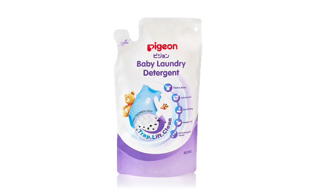 Pigeon Baby Laundry Detergent 450ml refill