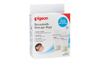 Pigeon Breast Milk Storage Bags