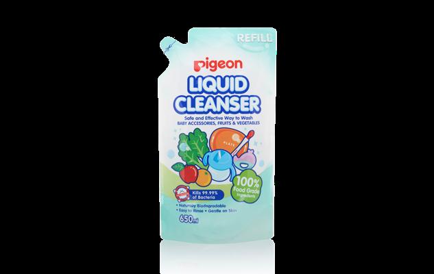 Pigeon Liquid Cleanser 650ml refill