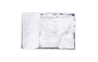 Purebaby Newborn Hospital Pack