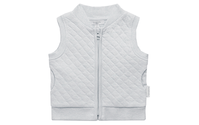 Purebaby Quilted Vest