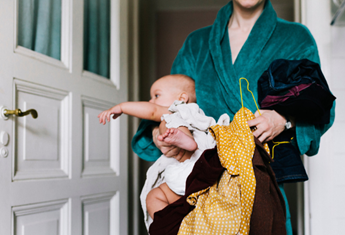 A scientist has crunched the data, and now there's proof that new mums are superhuman