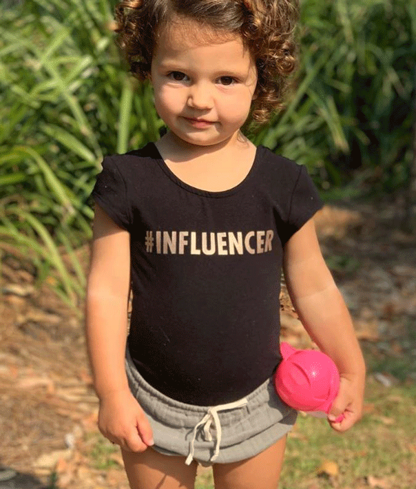 Willow Wood influencer tee.