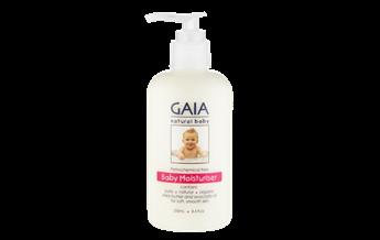 GAIA Natural Baby Moisturiser