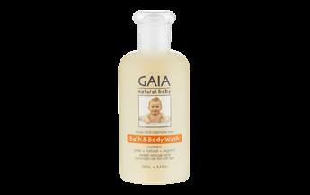 GAIA Natural Bath & Body Wash
