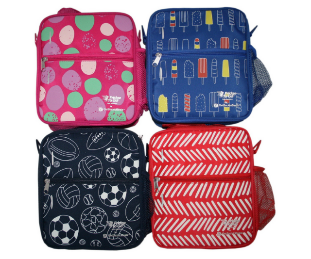 Fridge To-Go Medium Size Insulated Lunch Bag