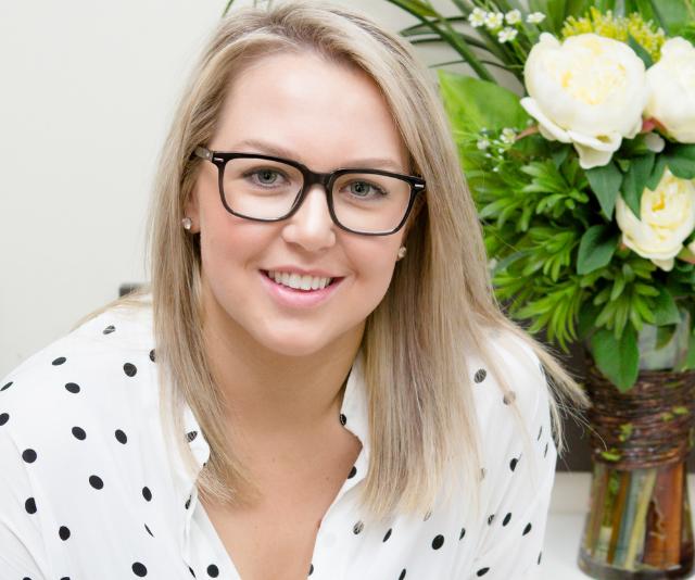 leading Podiatrist, Jessica Johnston headshot