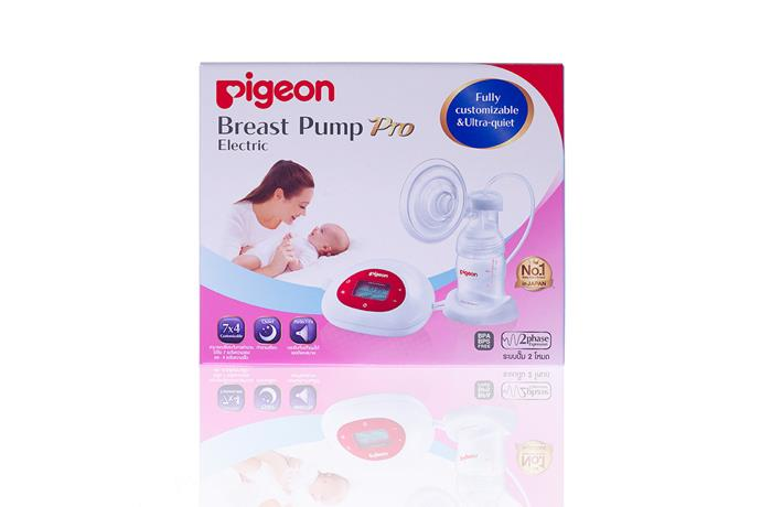 Pigeon electric breast pump pro