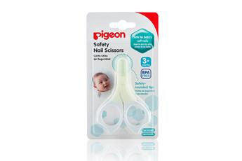 Pigeon Safety Nail Scissors – Infant