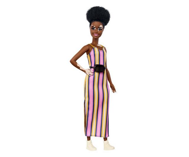 Barbie doll with vitiligo