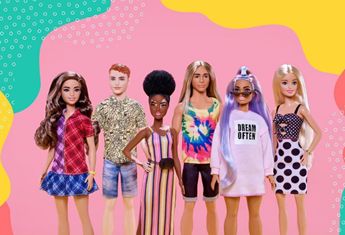 Barbie releases it's most inclusive line yet featuring dolls with vitiligo, no hair and all the hair!