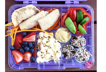 The lunchbox Instagram accounts that make organising school lunches super easy