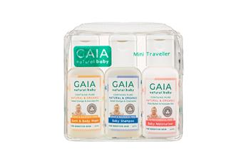 GAIA Natural Baby Mini Traveller