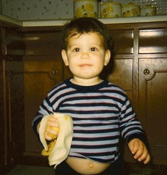 Andy Cohen son Ben