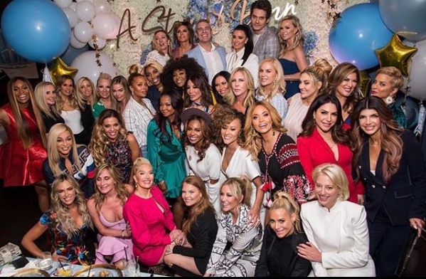 Andy Cohen's baby shower guests