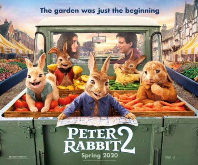 Peter Rabbit 2: The Runaway 2020
