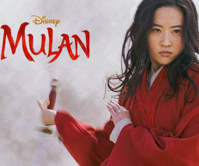Mulan movie 2020