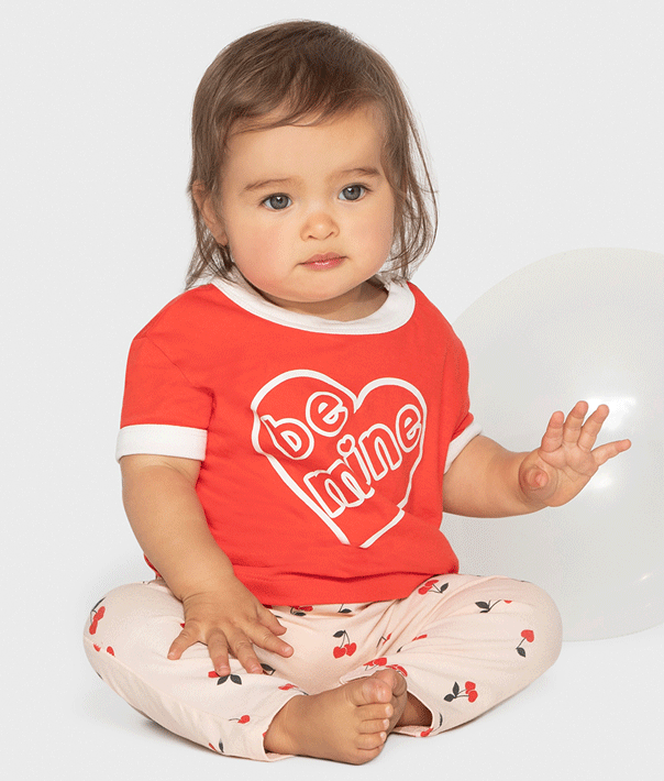 Best and less baby valentines day
