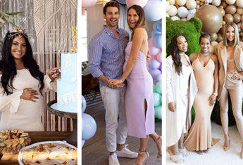 Oh baby! These celebrity baby showers are GLAMOROUS!