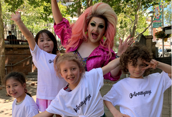 There's a Drag Queen Story Time World Record happening in Sydney and you can be a part of it