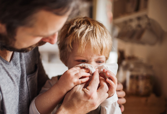 A pharmacist shares their hacks for staying healthy when your kids are sick