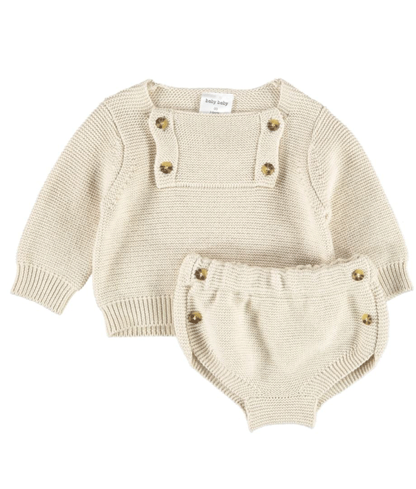 best and less knit set