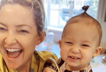 Kate Hudson says she wants another baby and the reason why is so relatable