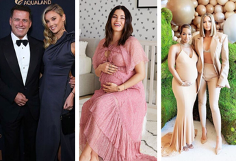 Bump city! Check out these gorgeous pregnant celebrities and their beautiful bellies