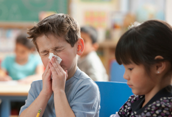 Getting sick at school: How to keep your kids safe from germs when you're not there